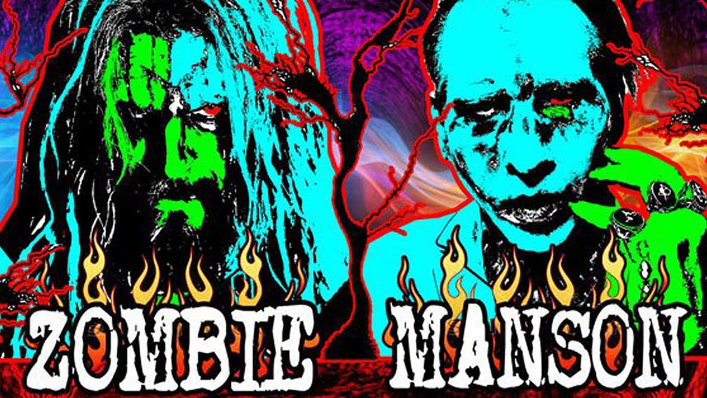 Rob Zombie And Marilyn Manson Announce 2019 North American Tour Dates