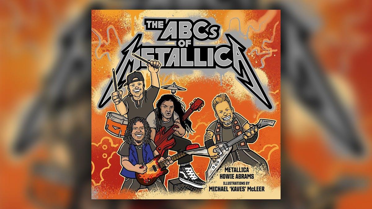 Metallica Are Publishing A Children's Book — Kerrang!