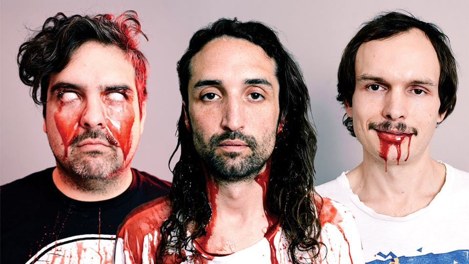 Watch the Hilarious (and Violent) New Video from Stoner-Punks American Sharks