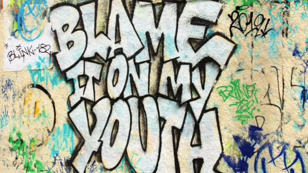 Listen To blink-182's New Single, Blame It On My Youth