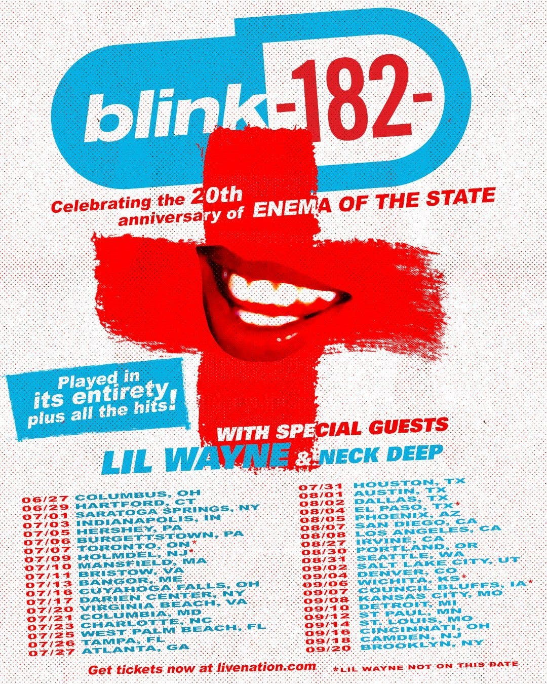 Blink-182 Release New Tour Trailer Featuring Porn Star -2083