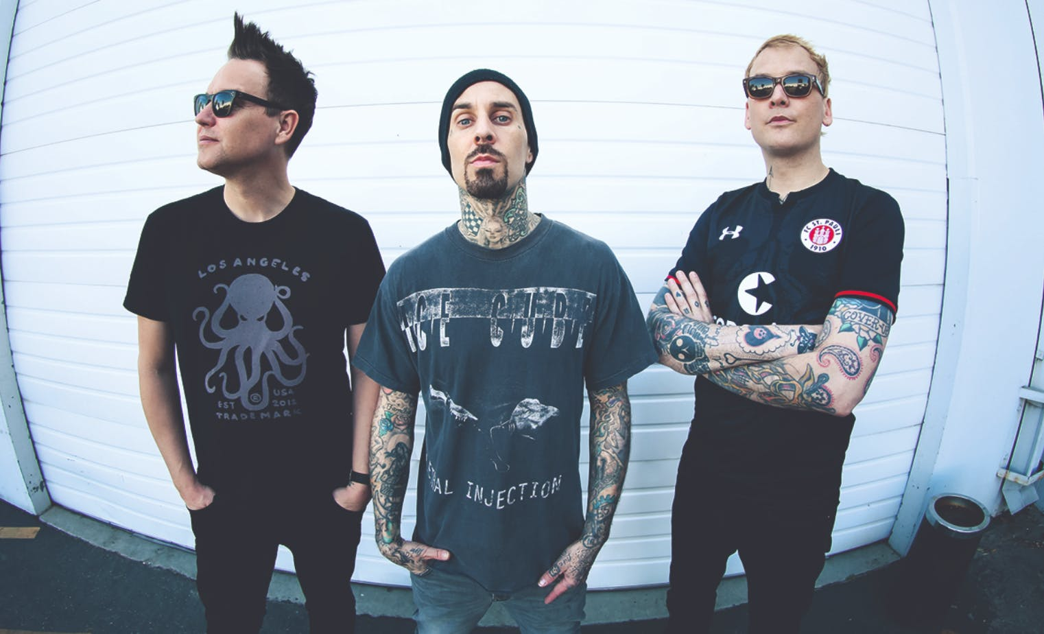 Blink 182 Tour 2020 blink 182 Are Looking At Touring Europe In 2020 — Kerrang!