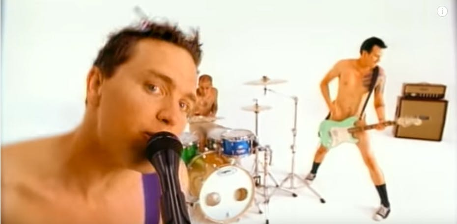 Blink 182 Whats My Age Again 2