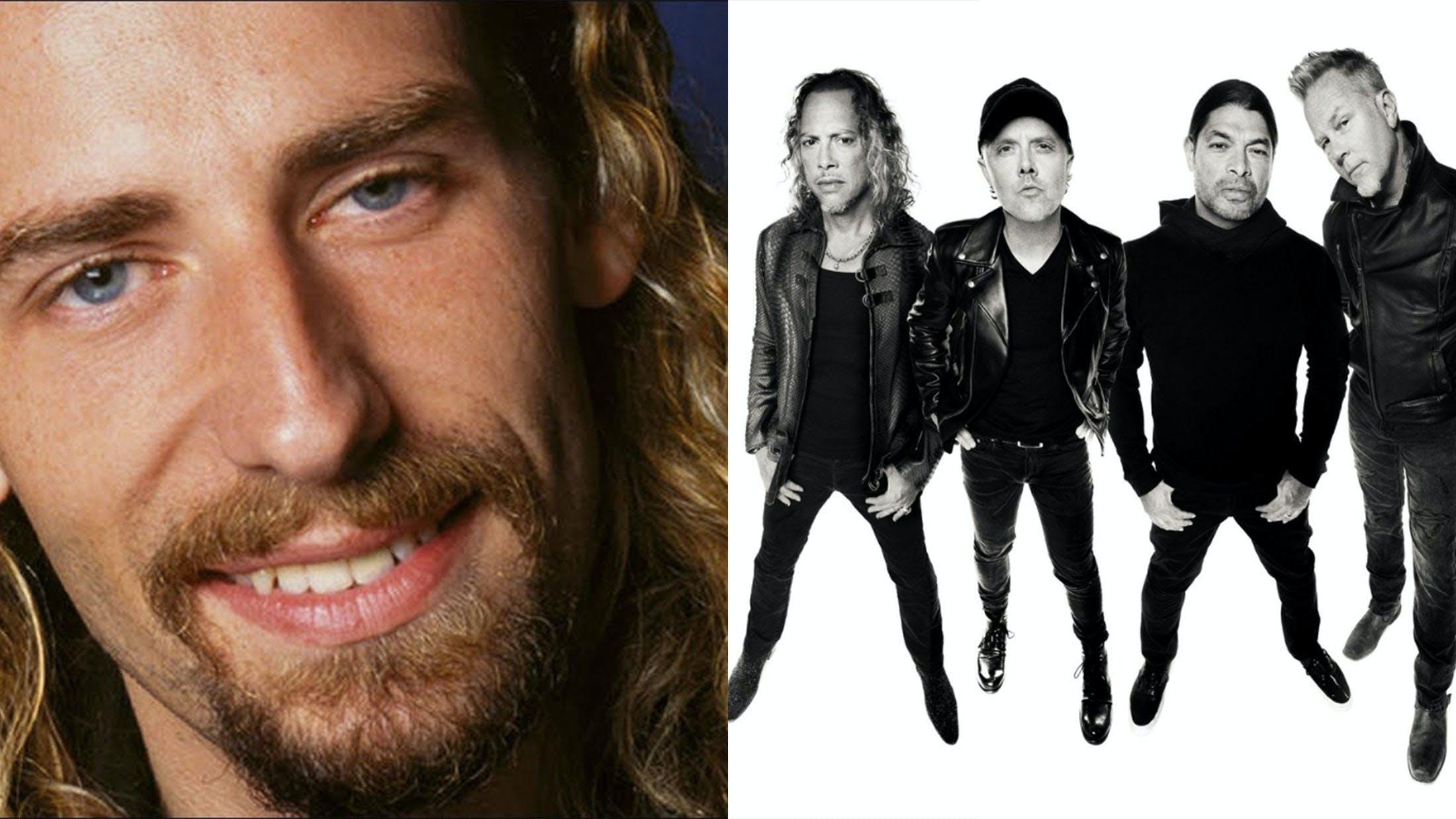 Chad Nickelback Metallica