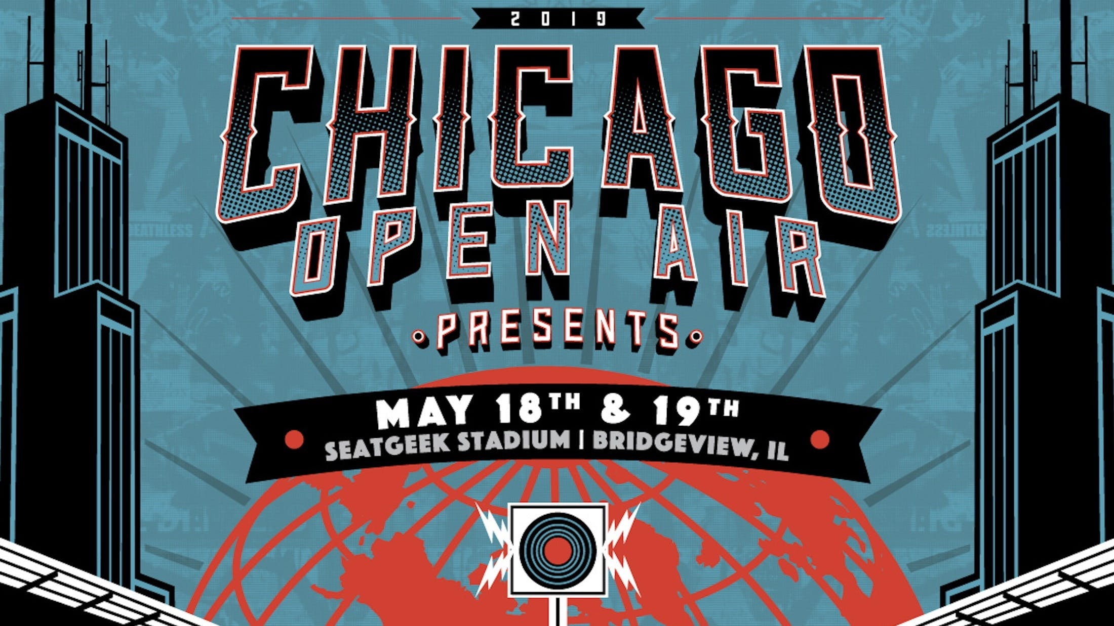 System Of A Down, Tool and Ghost Confirmed For Chicago Open Air Presents