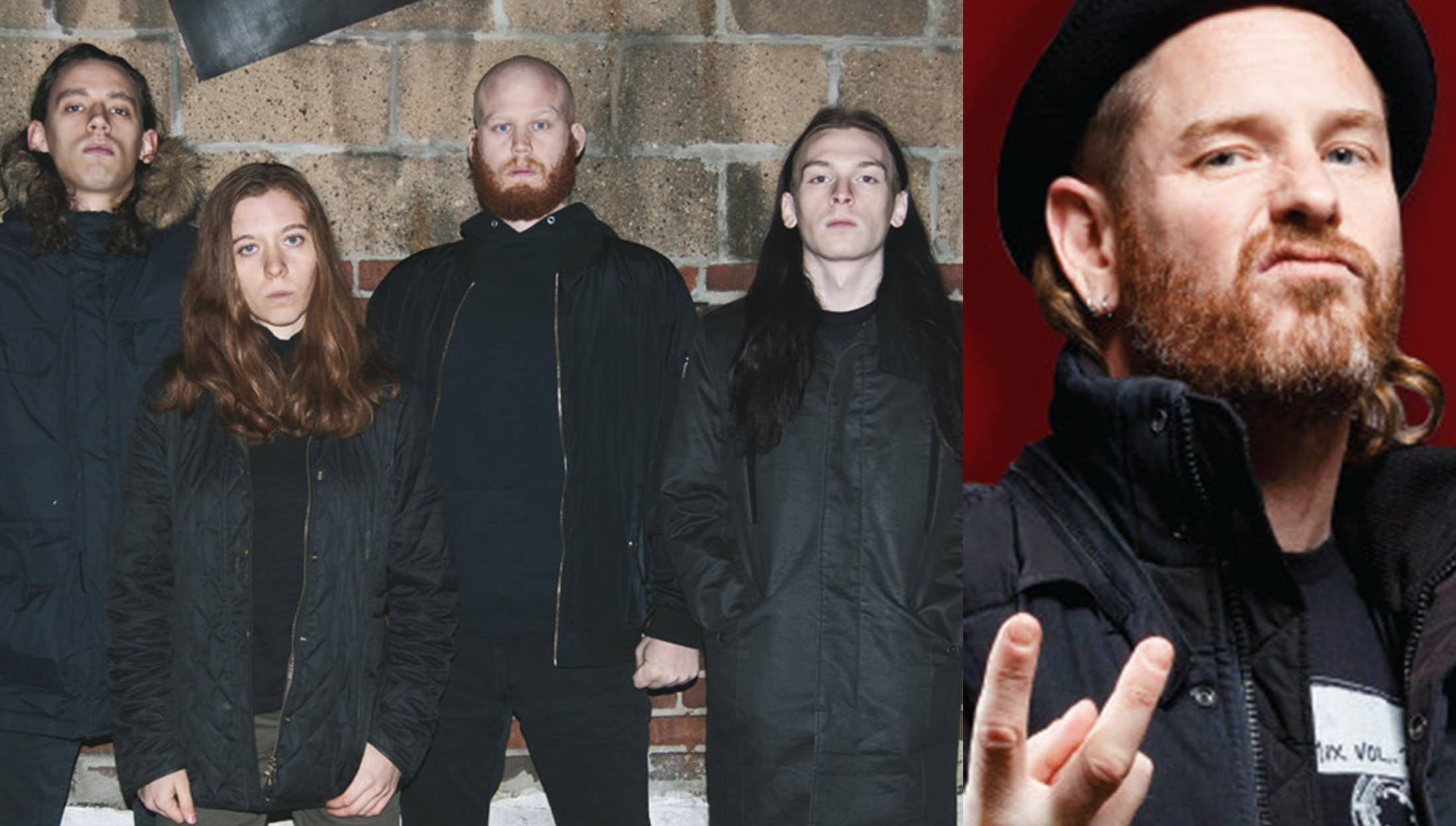 Corey Taylor Guests On New Code Orange EP