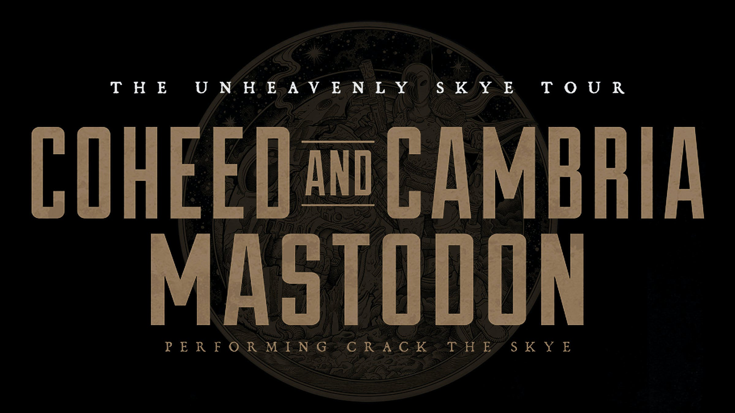 Mastodon, Coheed And Cambria, and Every Time I Die Announce U.S. Tour