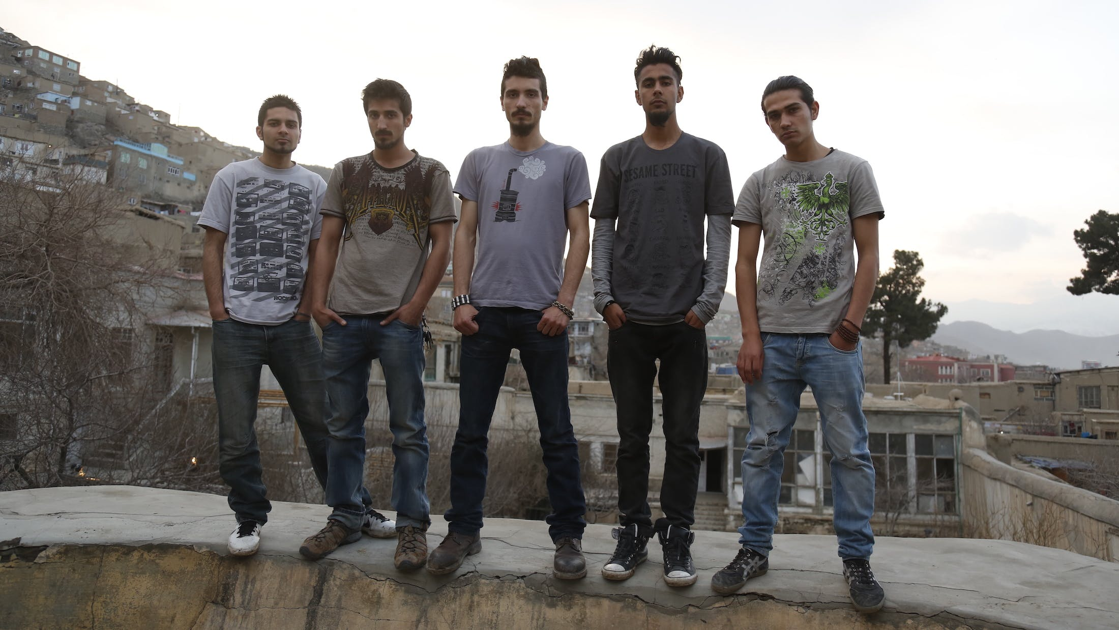 District Unknown: Meet The Band Who've Literally Risked Their Lives For Metal