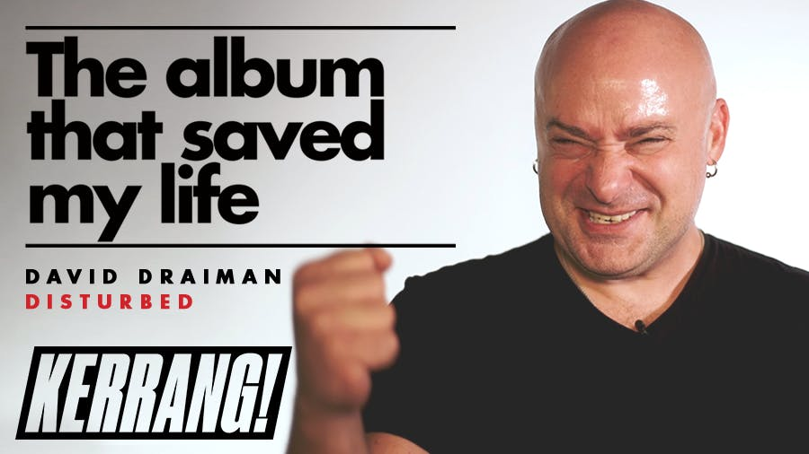 Draiman Album Saved