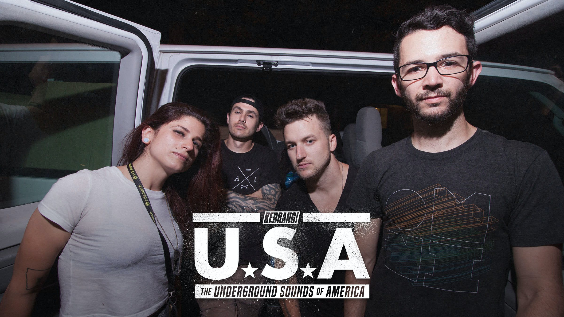 The Underground Sounds Of America: Entheos
