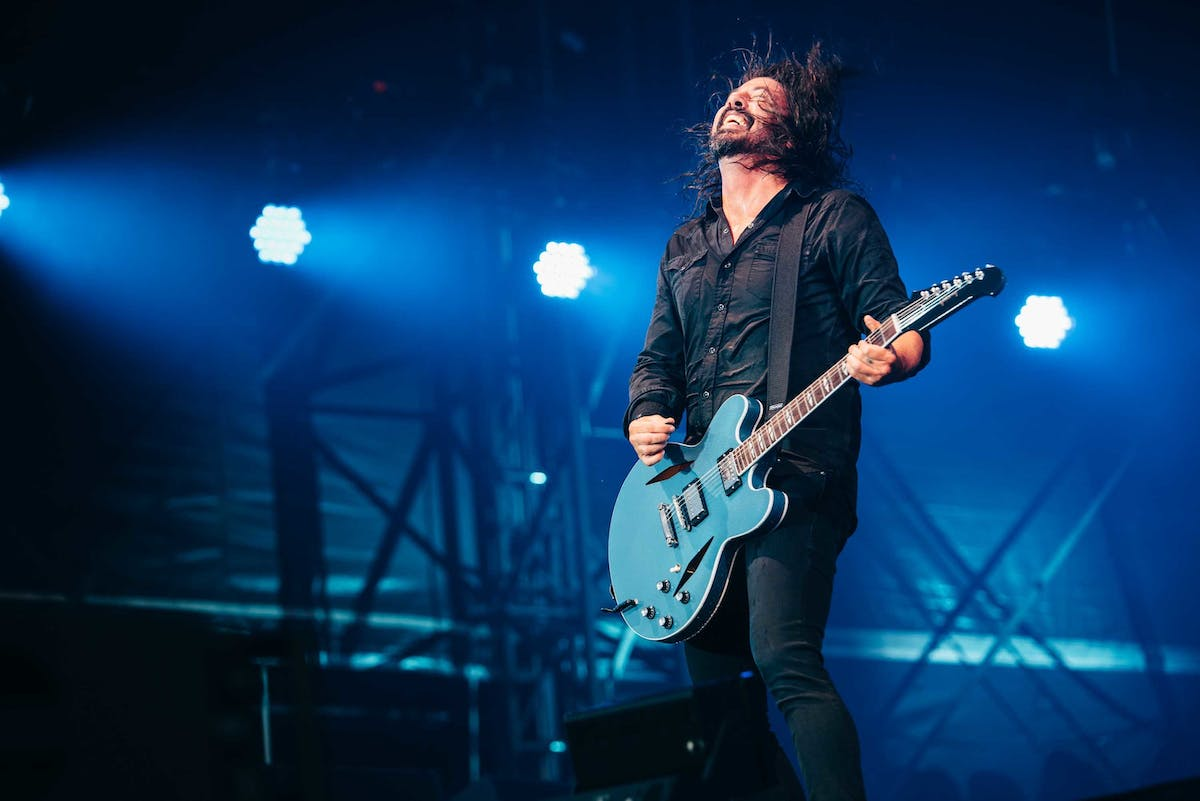 dave grohl on debuting new foos material at reading leeds there is one new song that would f. Black Bedroom Furniture Sets. Home Design Ideas