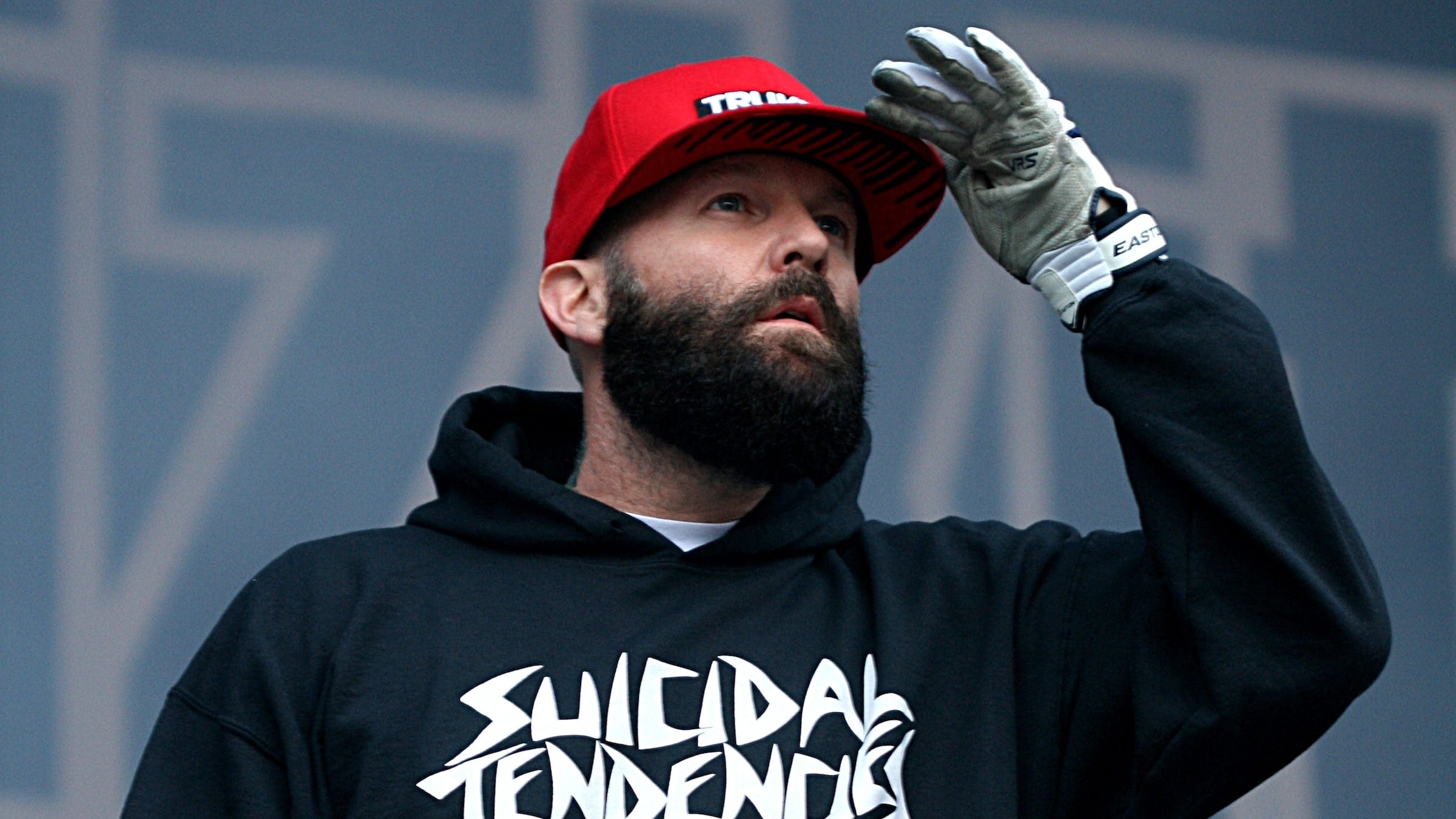 Fred Durst's House Burns Down In California Wildfires