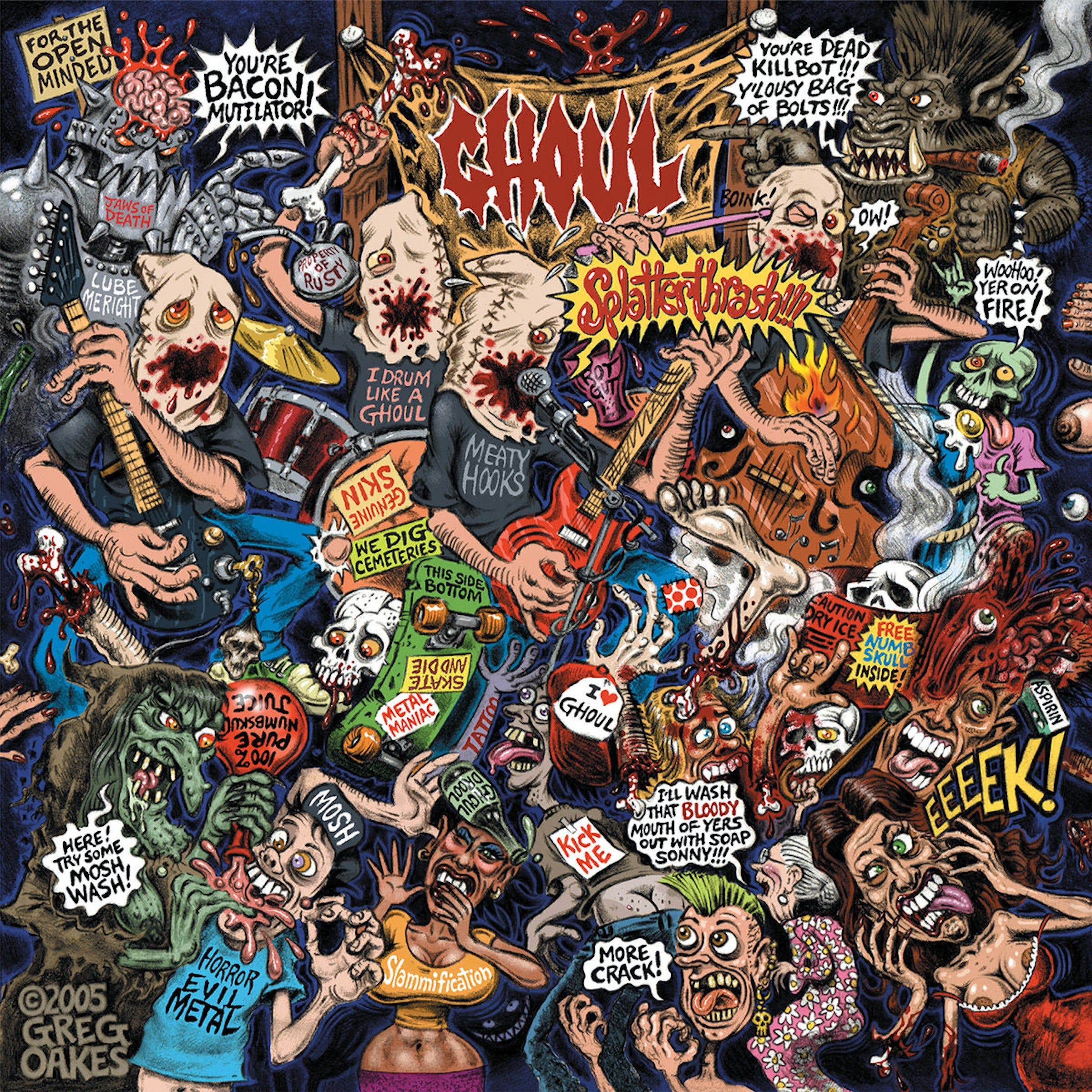 Ghoul Cover