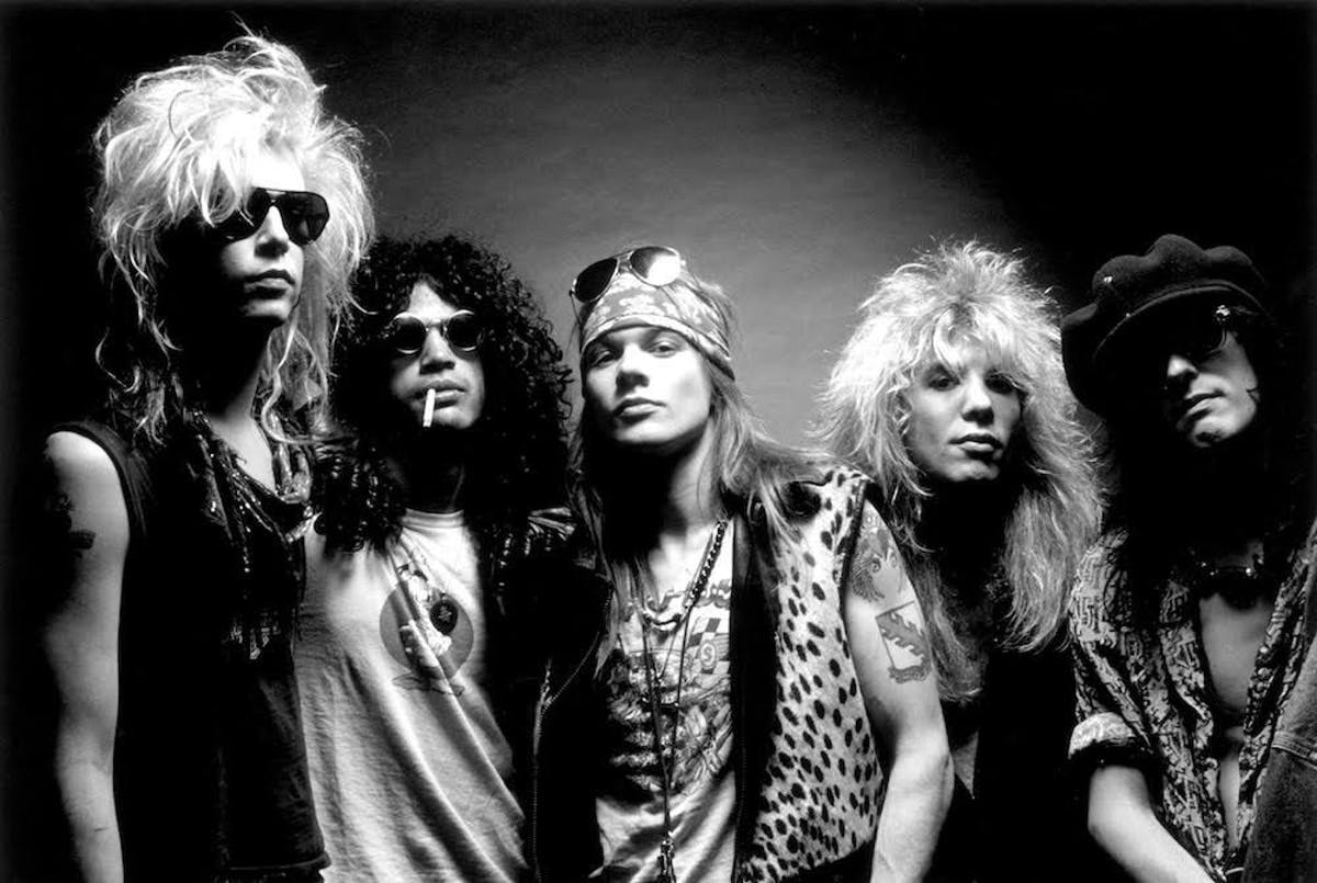 Guns N' Roses Announce Last-Minute Intimate Show For This Saturday