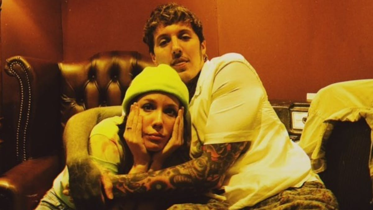 Bring Me The Horizon And Halsey Officially Tease Collaboration