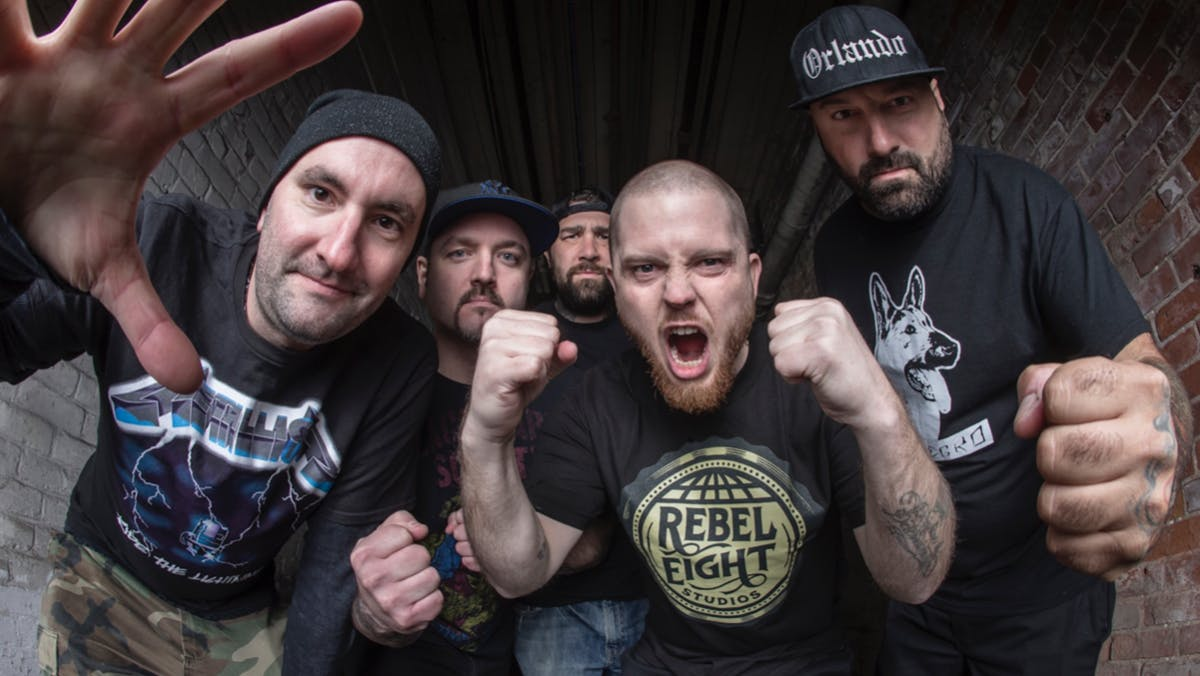 Hatebreed Are In The Studio Right Now, New Album Scheduled For Spring 2020