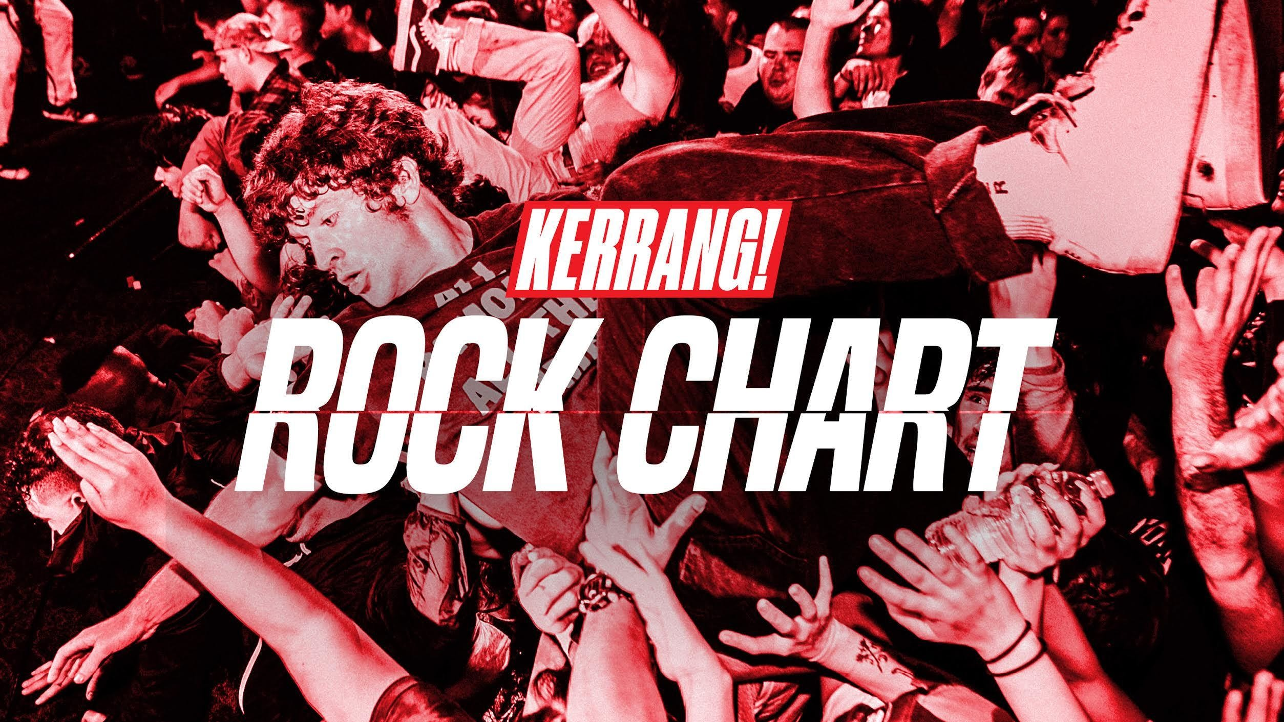 The Kerrang! Rock Chart