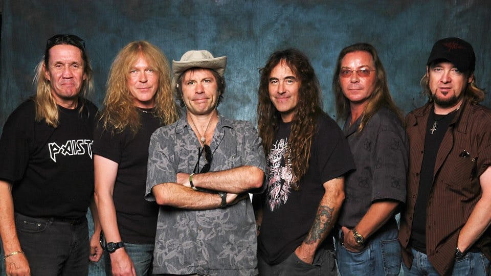 An Iron Maiden Concert May Displace The Biggest Football Game In South America