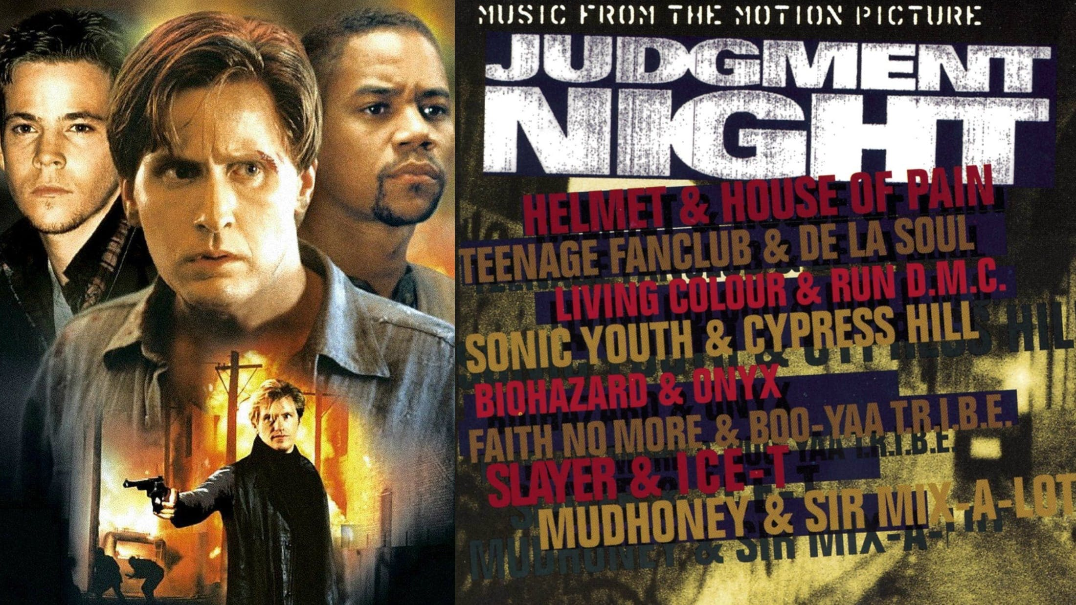 A Love Letter To The Judgment Night Album