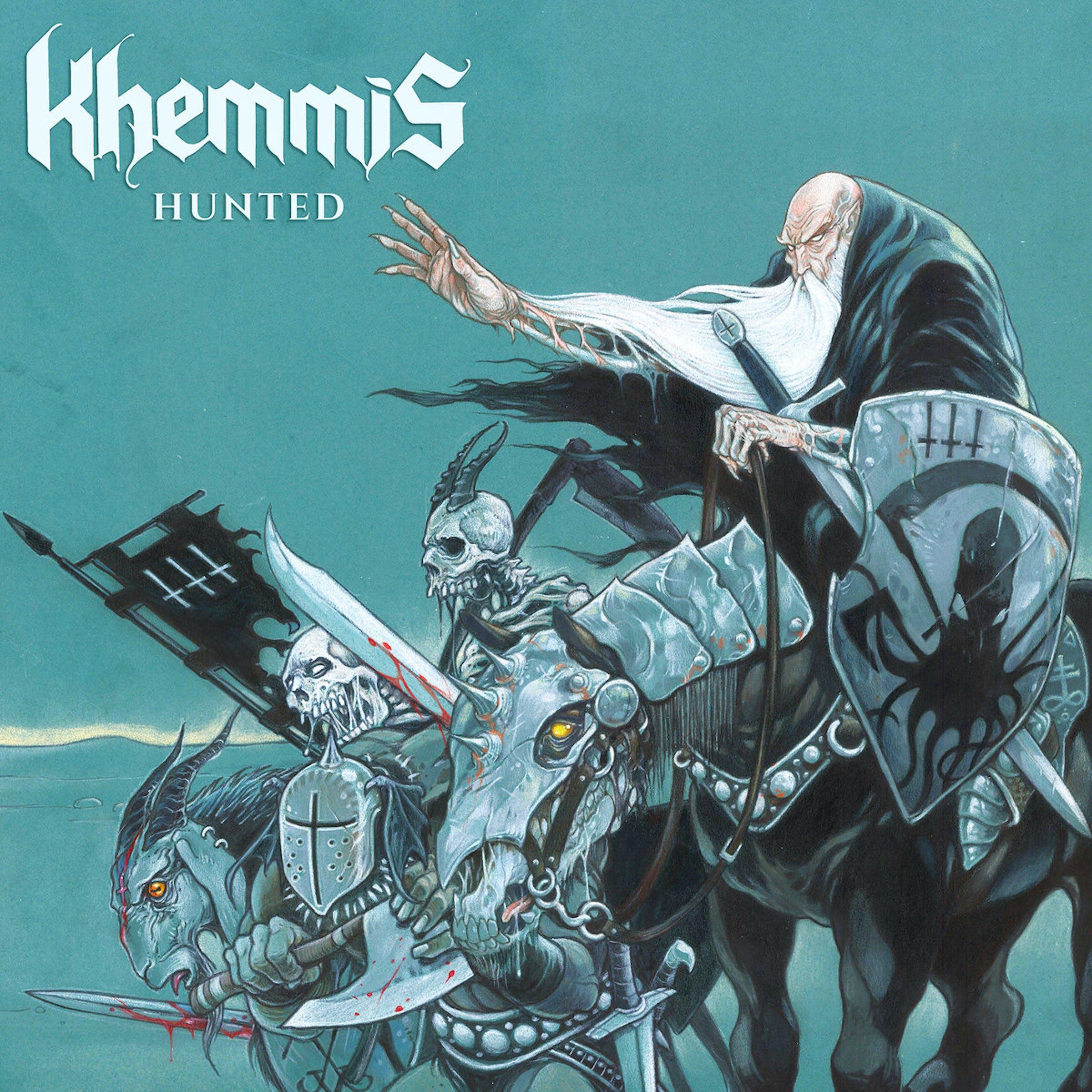 Khemmis Hunted Cover