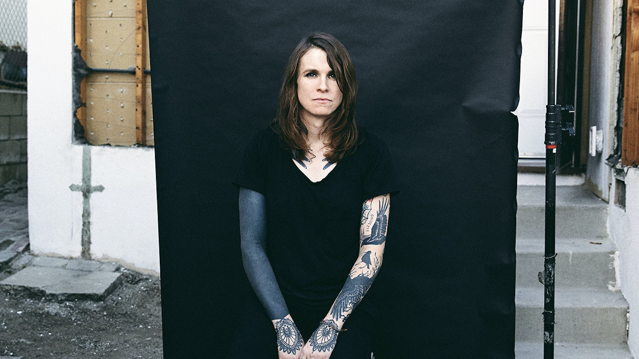 """Laura Jane Grace: """"Getting Arrested Politicised Me"""""""