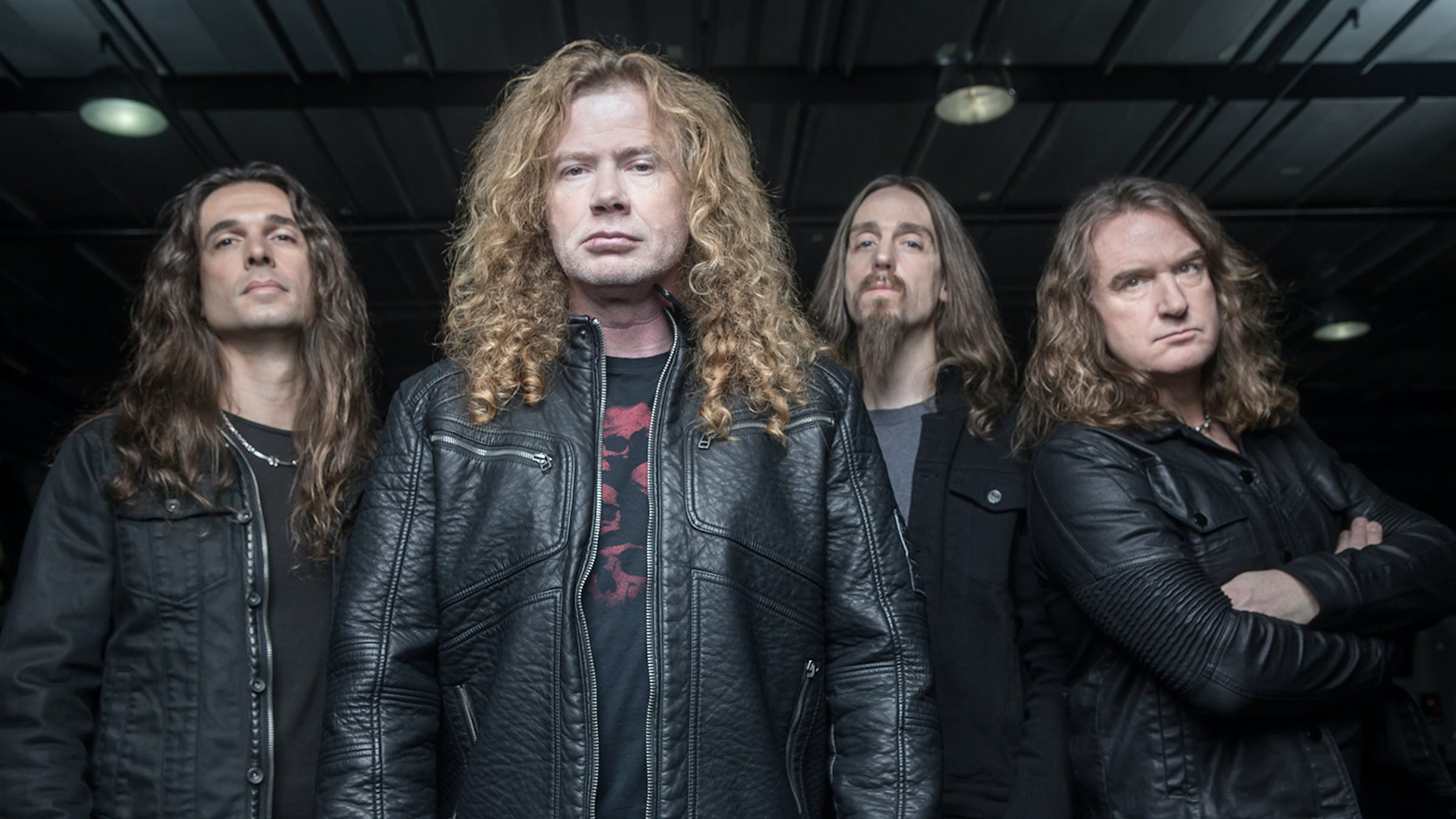 Megadeth Announce New Greatest Hits Collection