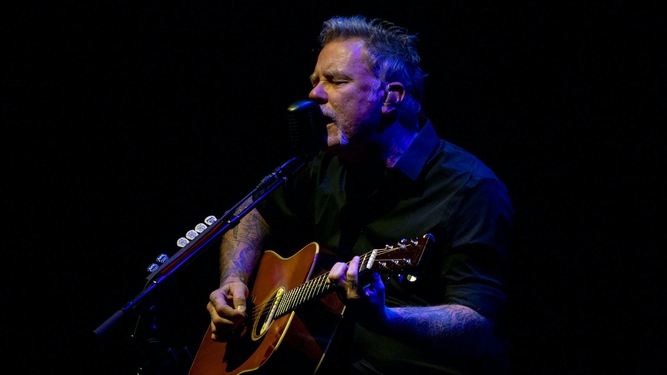 Metallica Acoustic