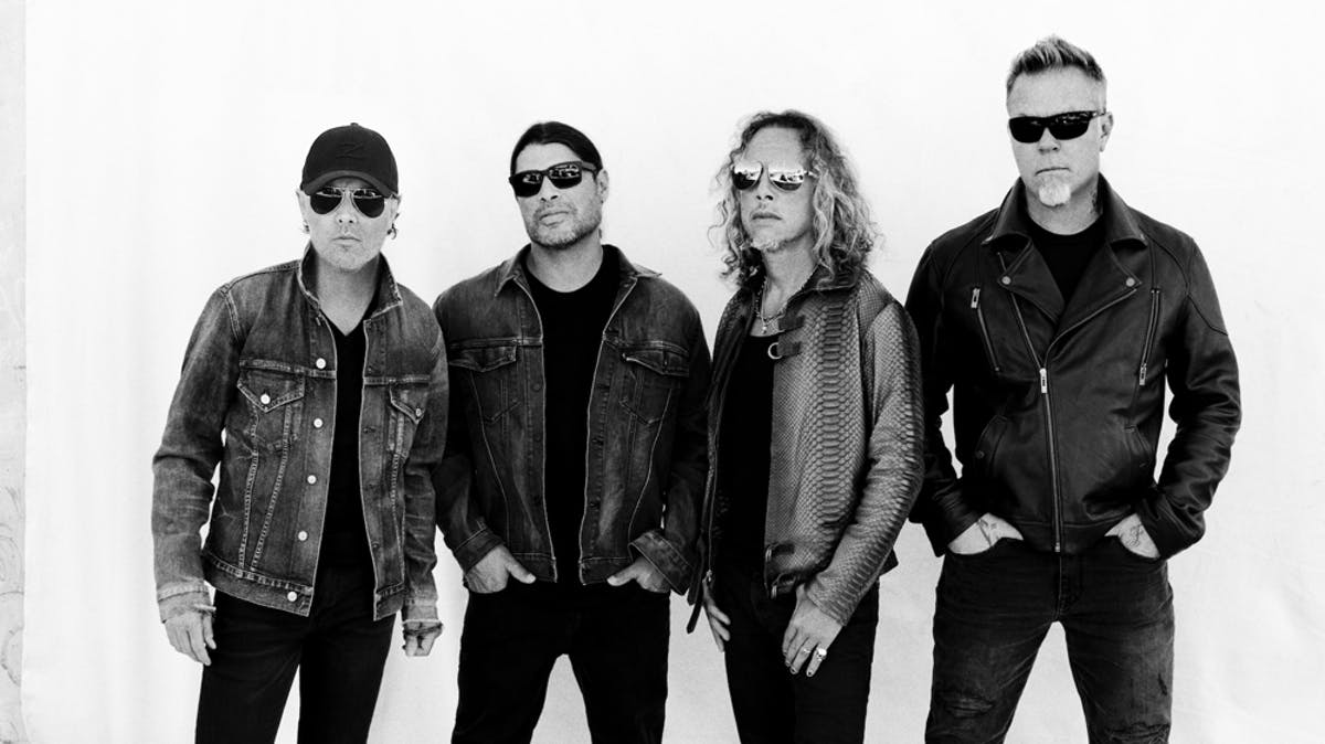 Metallica Are Officially The Biggest Metal Band In The World