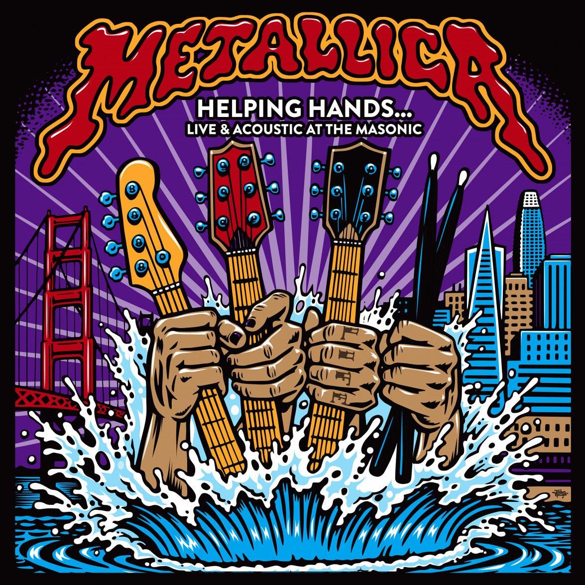 Metallica Helping Hands Cover
