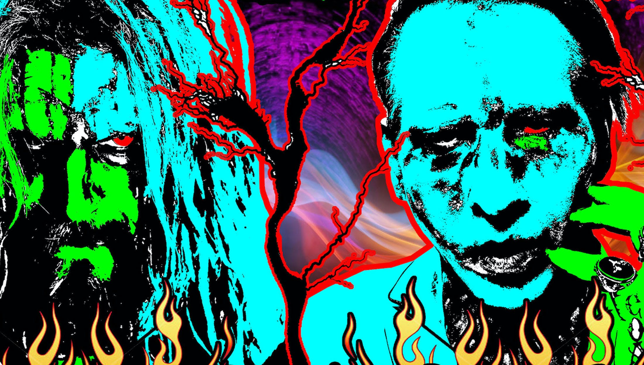 Rob Zombie And Marilyn Manson Want You To Pick Their Next Duet