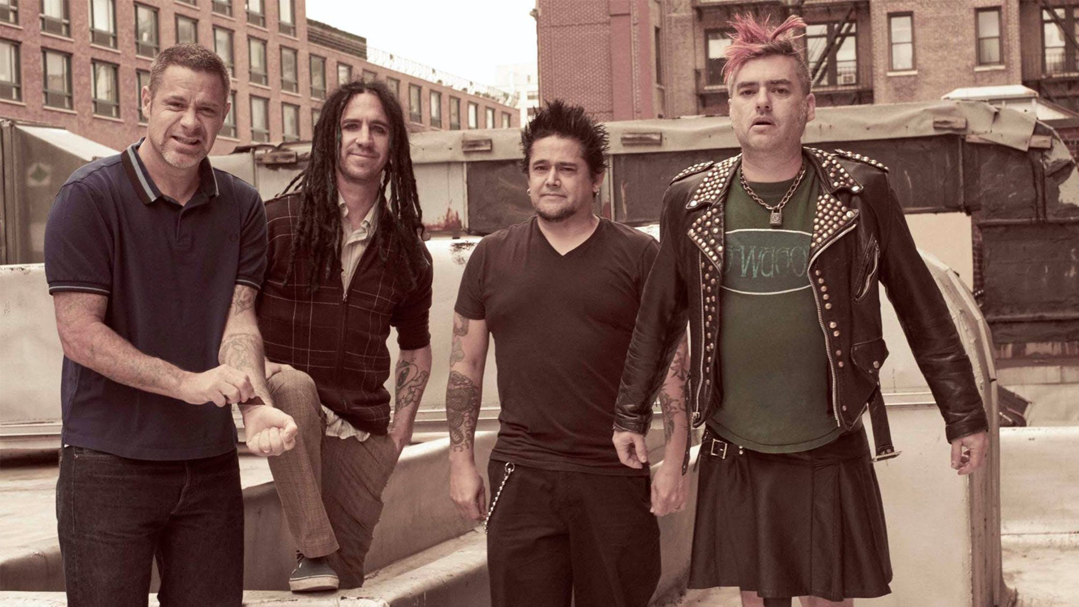 NOFX Release Apology For Joking Onstage About Las Vegas Concert Shooting Victims
