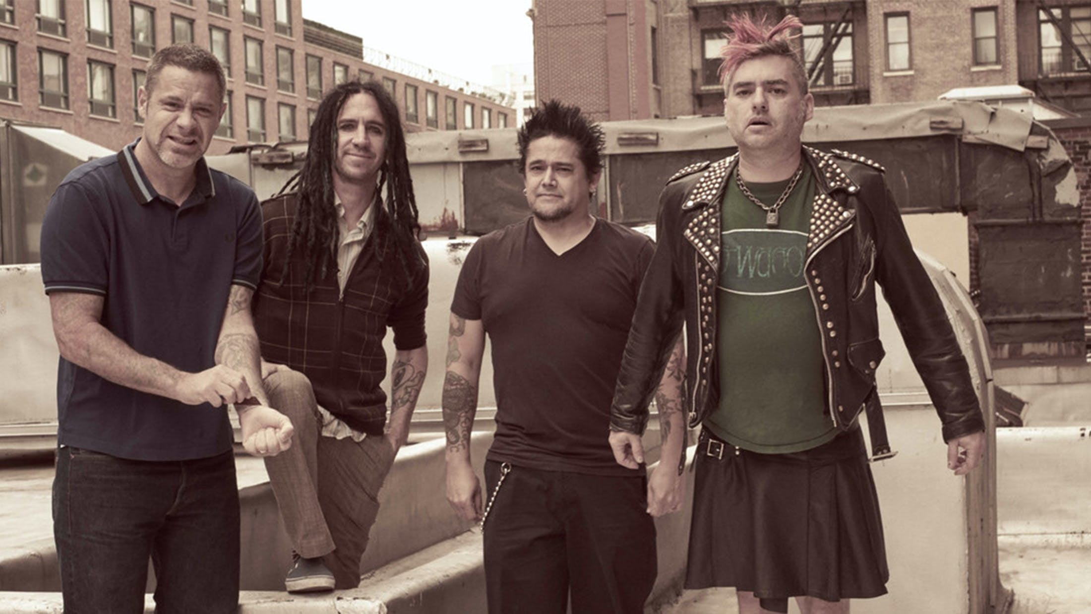 NOFX Seemingly Banned From Playing Larger Venues In The U.S.