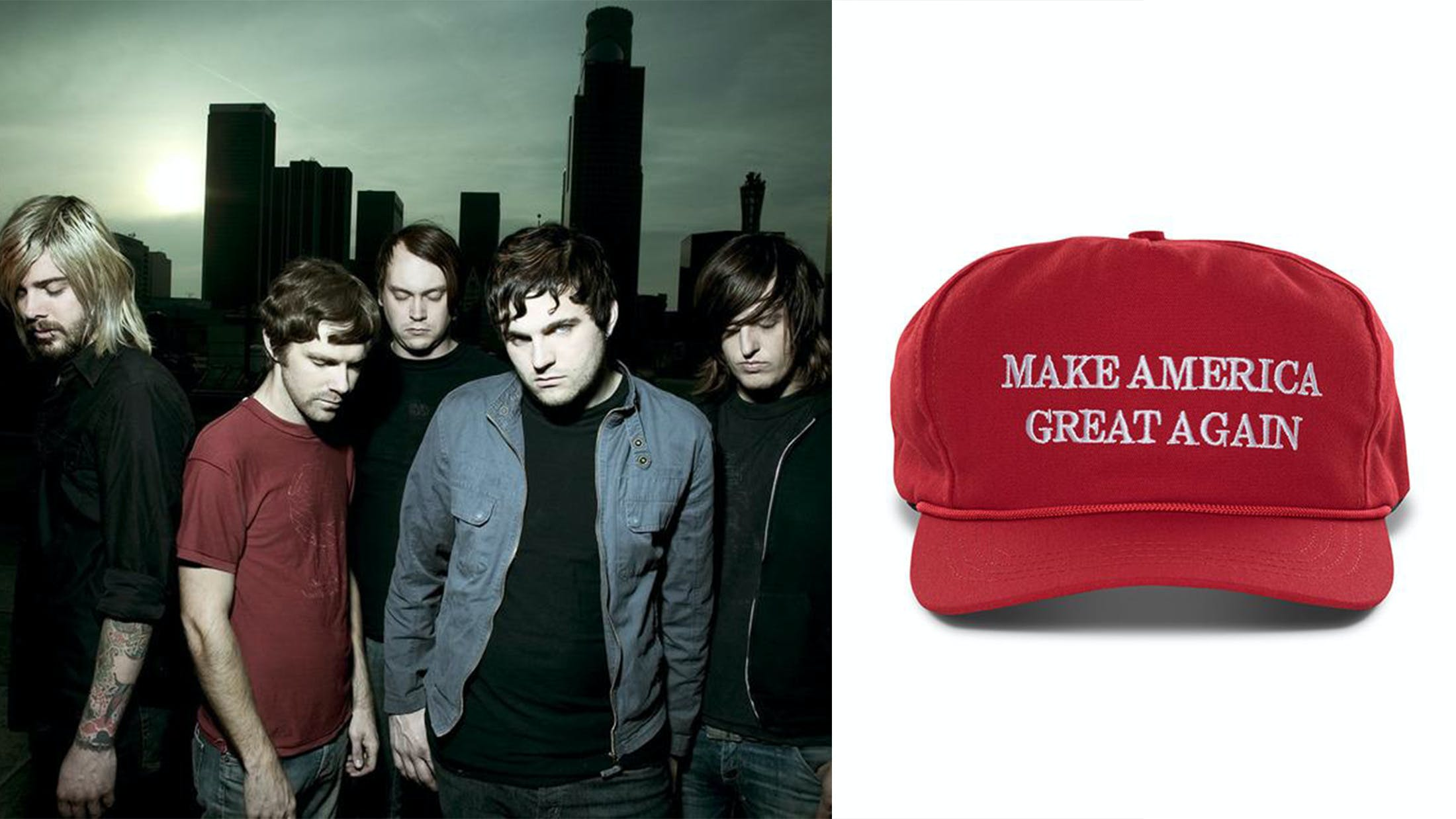 Norma Jean's Cory Brandan Says Make America Great Again Hats Are Welcome At His Shows