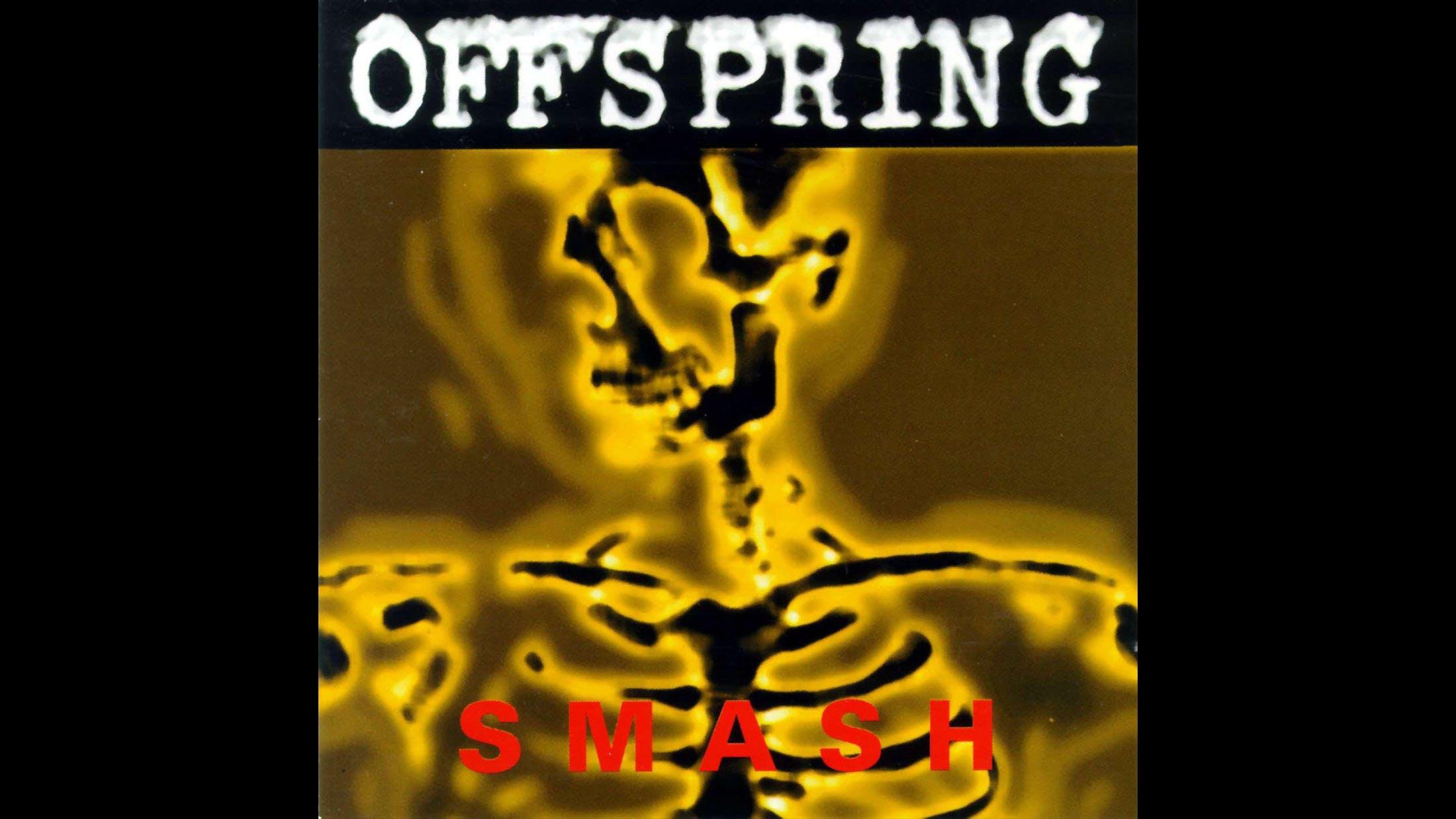 7. The Offspring - Smash (1994)