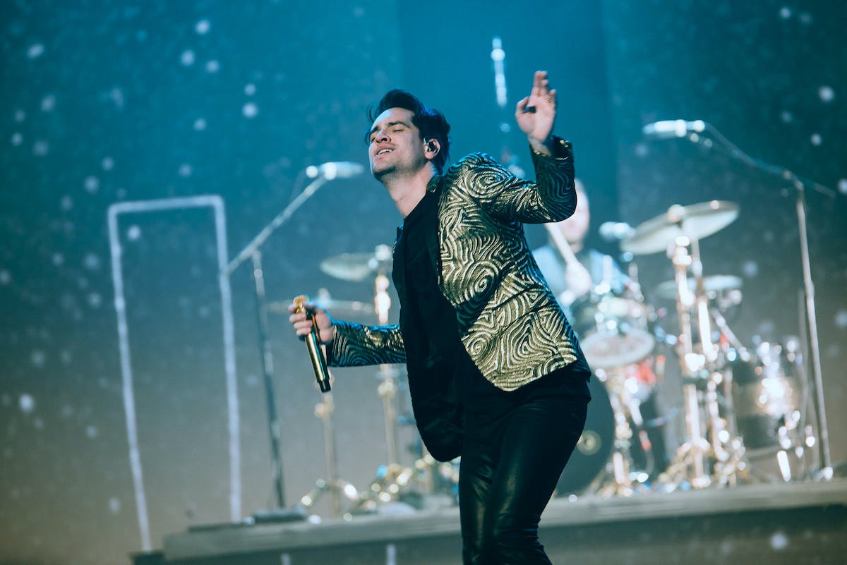 Brendon Urie Recorded A Metal Song While He Was Stoned And Drunk In His Room