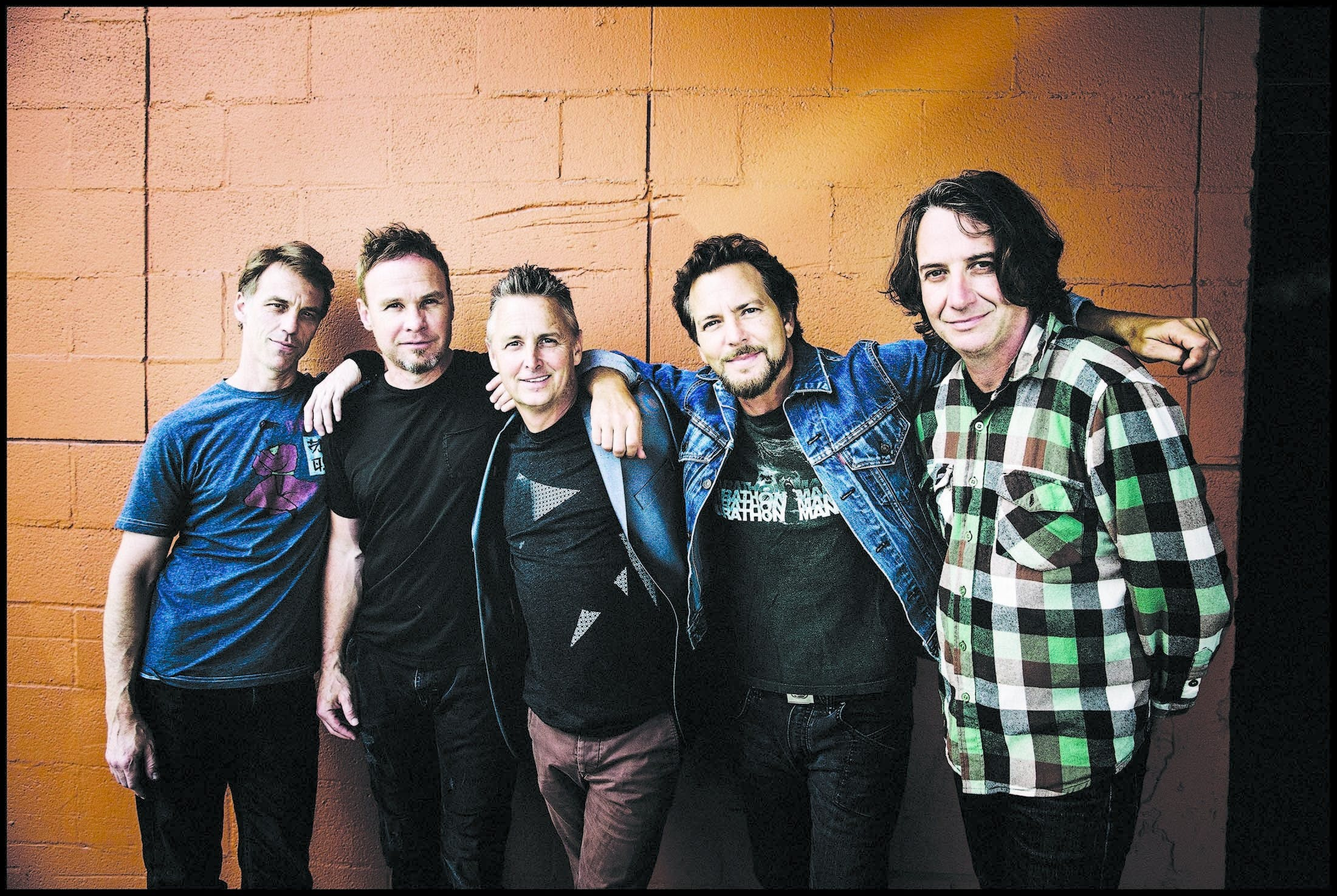 """Pearl Jam: """"We've Got A Bunch Of Songs Ready To Go"""""""