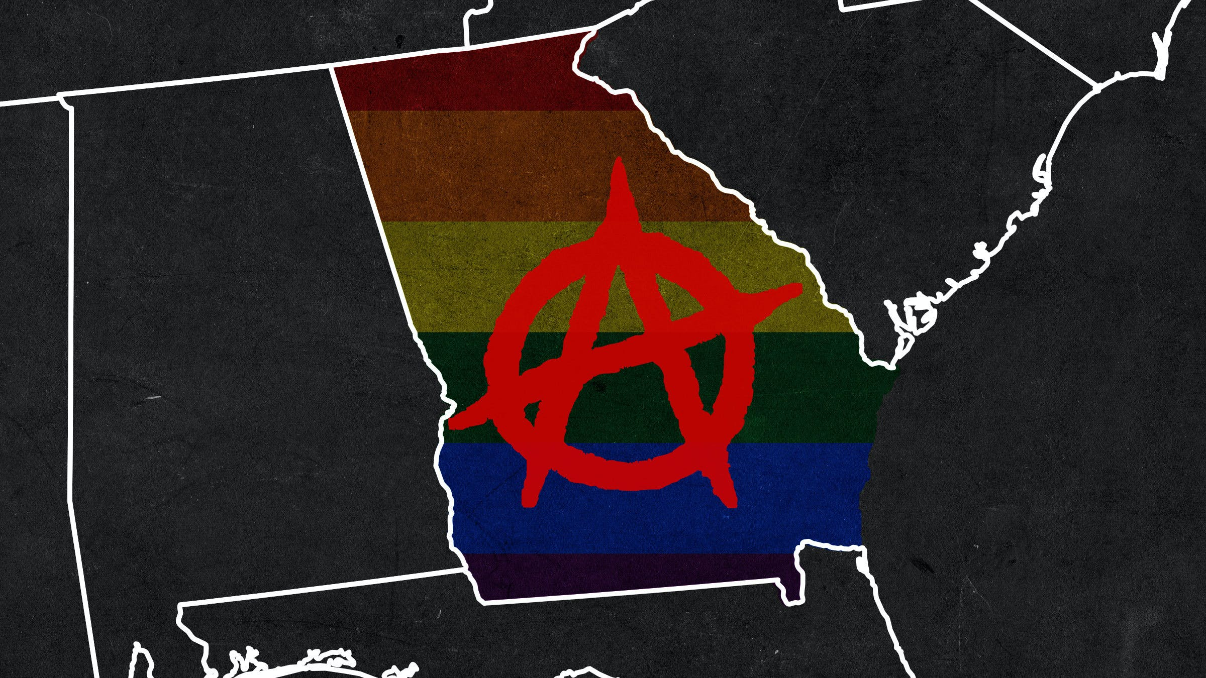 The Queer Punk Scene Is Defiantly Thriving In The American South