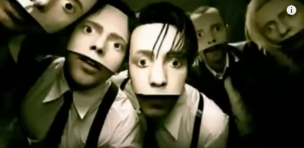 A Deep Dive Into Rammstein's Video For Du Hast