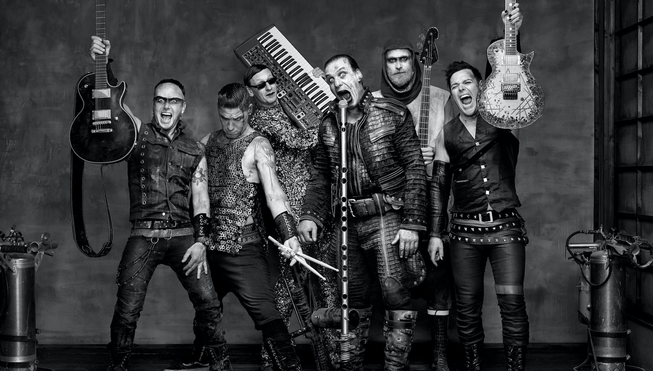 We Unpack Rammstein's Absolutely Bonkers Video For Deutschland