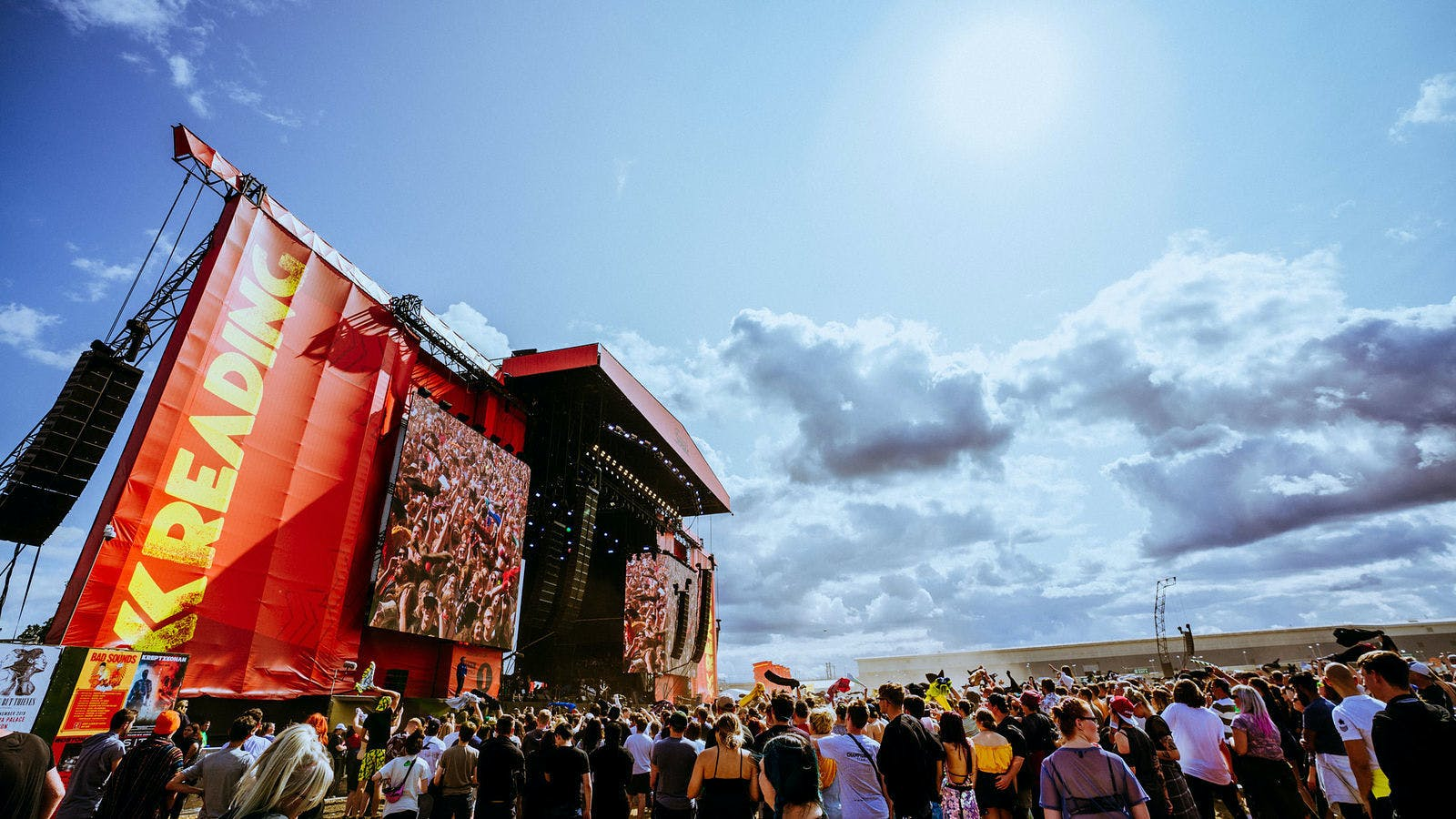 A Selection Of Things We Learned At Reading Festival This Weekend