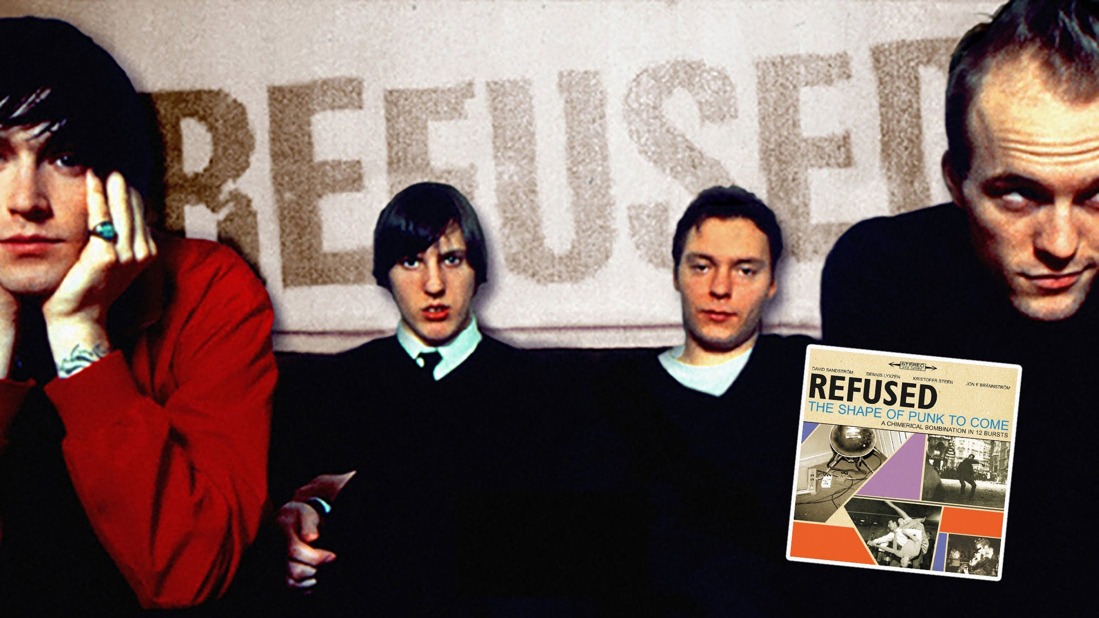 New Noise: Refused And The Shape Of Punk To Come, 20 Years On