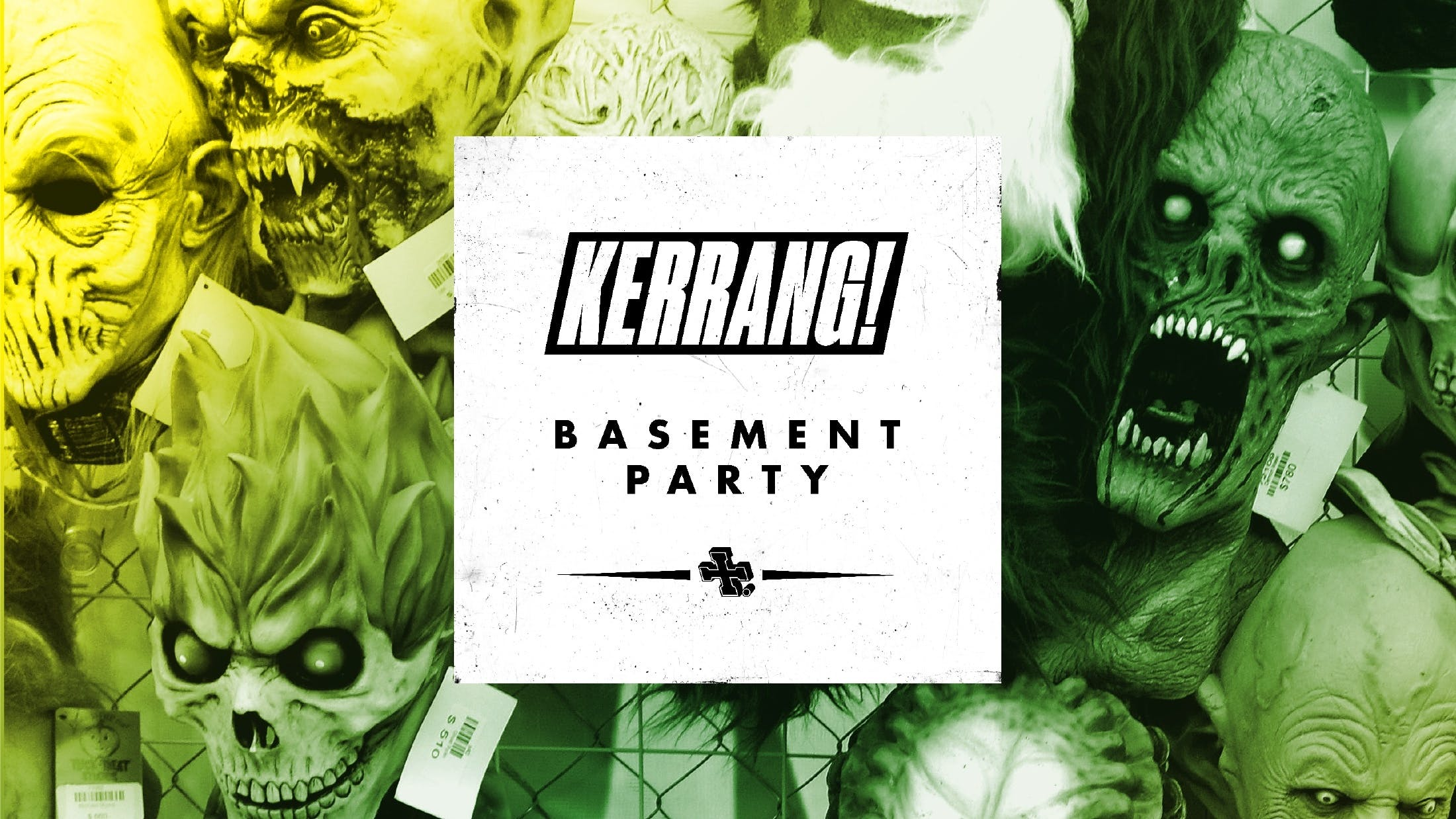Employed To Serve To DJ At Kerrang!  X Rizla Basement Party!