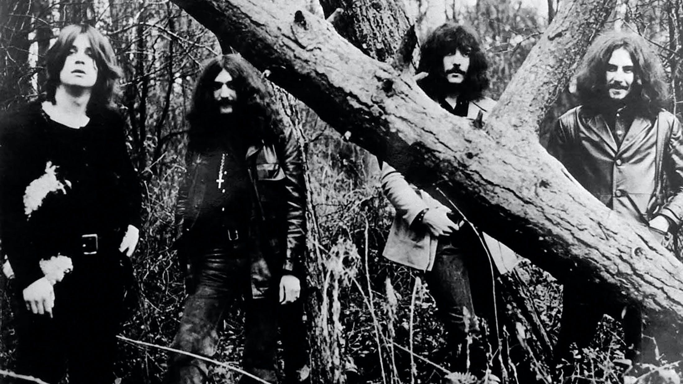 Black Sabbath in 1970