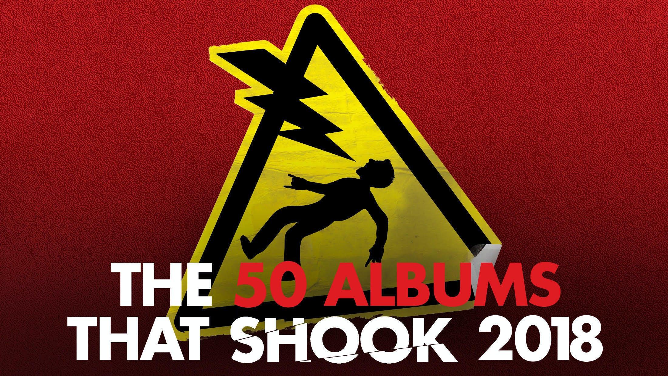 8b5d806d The 50 Albums That Shook 2018 — Kerrang!