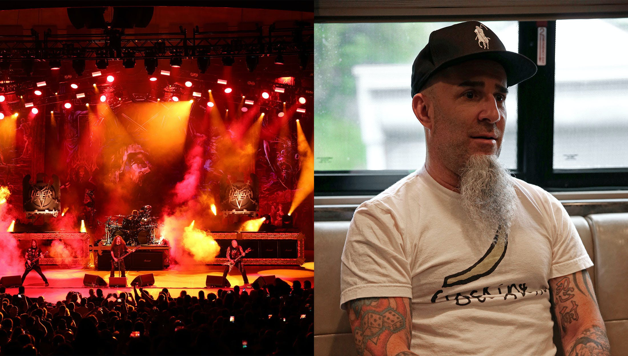 The First Time I Saw Slayer: Scott Ian