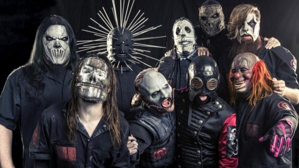 Slipknot — Kerrang!