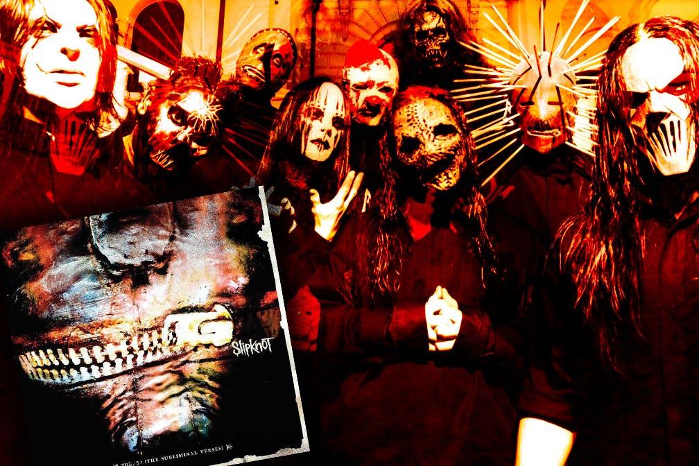 Slipknot: The Inside Story Of Vol. 3: (The Subliminal Verses)