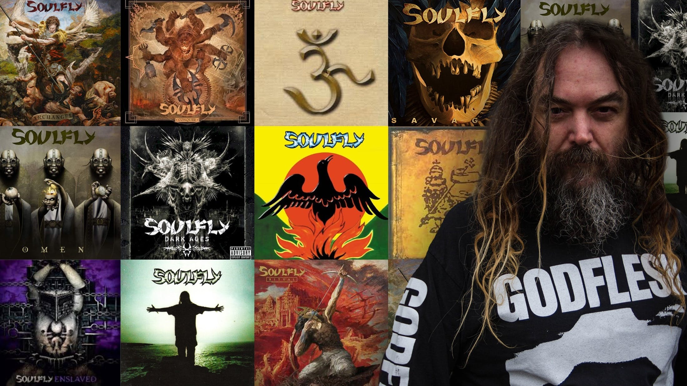 Max Cavalera Reveals The Stories Behind Every Instrumental Soulfly Track