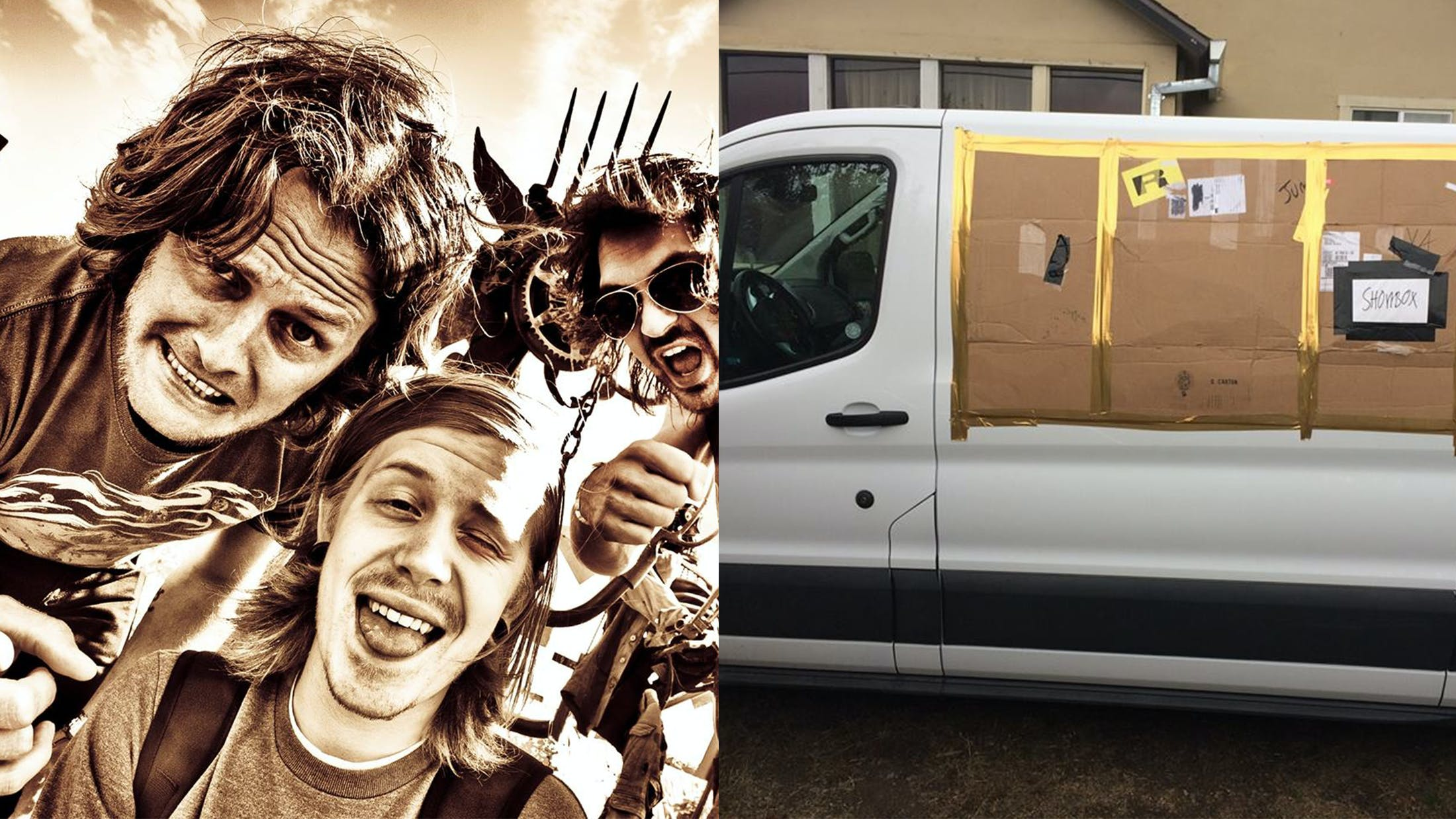 Swedish Band Truckfighters Robbed In San Francisco