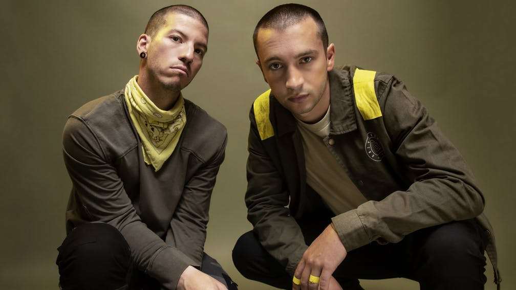 """twenty one pilots' Tyler Joseph: """"I'm Collecting A Lot Of Ideas And Sounds"""""""